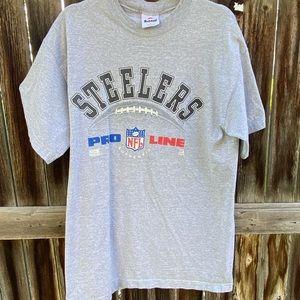 Vintage Pittsburgh Steelers Tee